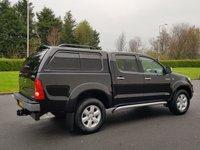 USED 2011 60 TOYOTA HI-LUX 3.0 INVINCIBLE 4X4 D-4D DCB 1d 169 BHP