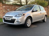 USED 2012 61 RENAULT CLIO 1.1 I-MUSIC 3d 75 BHP FULL SERVICE HISTORY, MOT SEPT 19, EXCELLENT CONDITION,  ALLOYS, AIR CON, BLUETOOTH, E/WINDOWS, R/LOCKING, FREE  WARRANTY, FINANCE AVAILABLE, HPI CLEAR, PART EXCHANGE WELCOME,