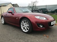 2009 MAZDA MX-5 2.0 I ROADSTER SPORT TECH PREVIOUSLY SOLD BY OURSELVES  £3995.00