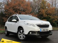 USED 2016 16 PEUGEOT 2008 1.2 PURE TECH ACTIVE 5d 82 BHP LOW MILEAGE FAMILY ESTATE