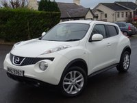 USED 2013 NISSAN JUKE 1.5 TEKNA DCI 5d 110 BHP ZERO DEPOSIT FINANCE AVAILABLE