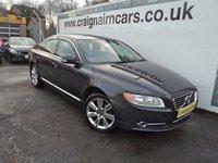 2011 VOLVO S80 2.0 D3 SE 4d AUTO 161 BHP £5695.00