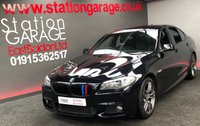 2011 BMW 5 SERIES 2.0 520D M SPORT 4d 181 BHP £10995.00