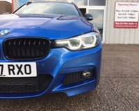 USED 2017 67 BMW 3 SERIES 3.0 335D XDRIVE M SPORT SHADOW EDITION TOURING 5d AUTO 308 BHP STUNNING CONDITION THROUGHOUT