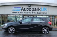 2013 MERCEDES-BENZ A CLASS 1.8 A180 CDI BLUEEFFICIENCY SPORT 5d AUTO 109 BHP £11795.00