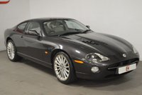 USED 2005 05 JAGUAR XK8 4.2-S COUPE AUTO 292 BHP LOW MILES + FULL HISTORY + 20 INCH ALLOYS + STUNNING BLACK