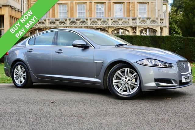 USED 2011 61 JAGUAR XF 2.2 D LUXURY 4d AUTO 190 BHP