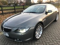 USED 2006 56 BMW 6 SERIES 3.0 630I SPORT 2d AUTO 255 BHP