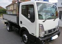 2013 NISSAN CABSTAR 2.5 35.14 MWB Single Cab DRW  Tipper 136 BHP £8995.00