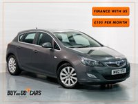 USED 2012 12 VAUXHALL ASTRA 1.7 TECH LINE CDTI ECOFLEX S/S 5d 108 BHP Finance Available In House