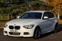 USED 2015 64 BMW 1 SERIES 2.0 116D M SPORT 5d 114 BHP