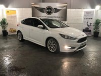 USED 2015 FORD FOCUS S