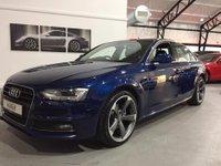 2012 AUDI A4 2.0 TDI S LINE 4d 174 BHP £SOLD