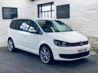 USED 2015 65 VOLKSWAGEN TOURAN 1.6 SE TDI BLUEMOTION TECHNOLOGY 5d 103 BHP
