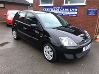 USED 2007 57 FORD FIESTA 1.2 STYLE 16V 5d 78 BHP FULL SERVICE HISTORY