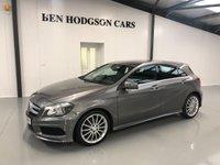 2014 MERCEDES-BENZ A CLASS 2.1 A200 CDI AMG SPORT 5d 136 BHP £14995.00