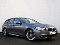 USED 2014 64 BMW 5 SERIES 2.0 520D M SPORT 4d AUTO 188 BHP M Sport Plus Package with Harman Kardon & Much More......