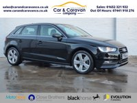 USED 2014 64 AUDI A3 1.6 TDI SPORT 5d 109 BHP One Owner Full AUDI History Buy Now, Pay Later Finance!