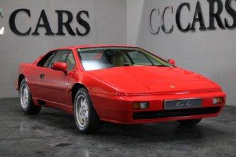 1989 LOTUS ESPRIT 2.2 2200 2d 160 BHP £21995.00