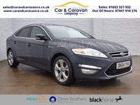 2014 FORD MONDEO 2.0 TITANIUM X BUSINESS EDITION TDCI 5d 161 BHP £7745.00