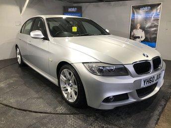 2010 BMW 3 SERIES 2.0 318D M SPORT 4d 141 BHP £6750.00