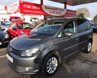 2011 VOLKSWAGEN TOURAN 2.0 SPORT TDI BLUEMOTION TECHNOLOGY 7 SEATER £7995.00