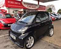 2010 SMART FORTWO 1.0 BRABUS 2d AUTO 97 BHP *ONLY 27,000 MILES* £6995.00