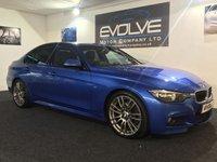 2013 BMW 3 SERIES 3.0 330D M SPORT 4d AUTO 255 BHP £SOLD