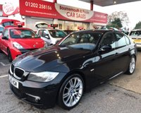 2010 BMW 3 SERIES 2.0 320D M SPORT BUSINESS EDITION 4d 181 BHP *ONLY 47,000 MILES* £8995.00