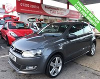 USED 2011 61 VOLKSWAGEN POLO 1.4 SEL DSG AUTO 85 BHP *ONLY 45,000 MILES*