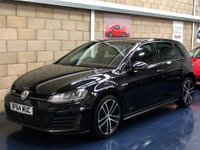 USED 2015 64 VOLKSWAGEN GOLF 2.0 TDI BlueMotion Tech GTD Hatchback 5dr Diesel Manual (109 g/km, 181 bhp) +FULL SERVICE+WARRANTY+FINANCE