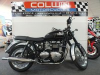 USED 2014 14 TRIUMPH BONNEVILLE 865cc T 100  ONLY 1 OWNER FROM NEW!!!!