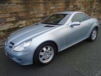 2007 MERCEDES-BENZ SLK 1.8 SLK200 KOMPRESSOR 2d AUTO 161 BHP £7290.00