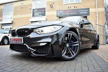 2016 BMW M3 3.0 TWIN TURBO DCT £36495.00