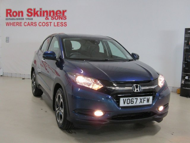 View our 2017 67 HONDA HR-V 1.5 I-VTEC SE 5d 129 BHP