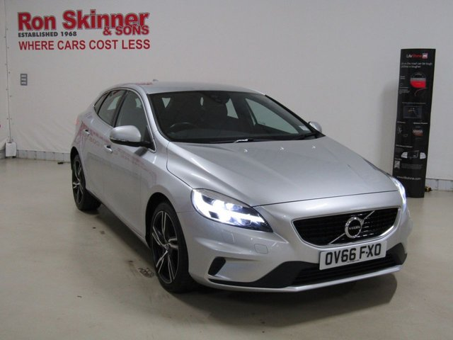 View our 2016 66 VOLVO V40 2.0 D2 R-DESIGN 5d 118 BHP