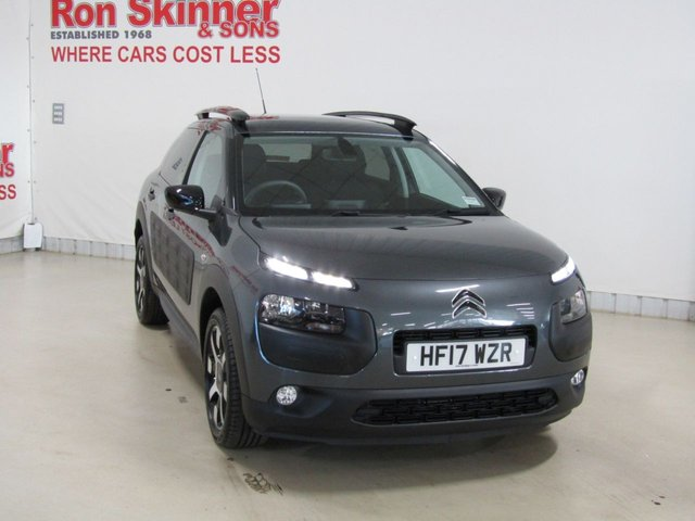 View our 2017 17 CITROEN C4 CACTUS 1.2 PURETECH FLAIR EDITION 5d 80 BHP