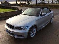 2012 BMW 1 SERIES 2.0 118I M SPORT 2d 141 BHP £9695.00