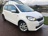 USED 2012 62 SKODA CITIGO 1.0 SE GREENTECH 3d 59 BHP **GREAT LITTLE FIRST CAR**
