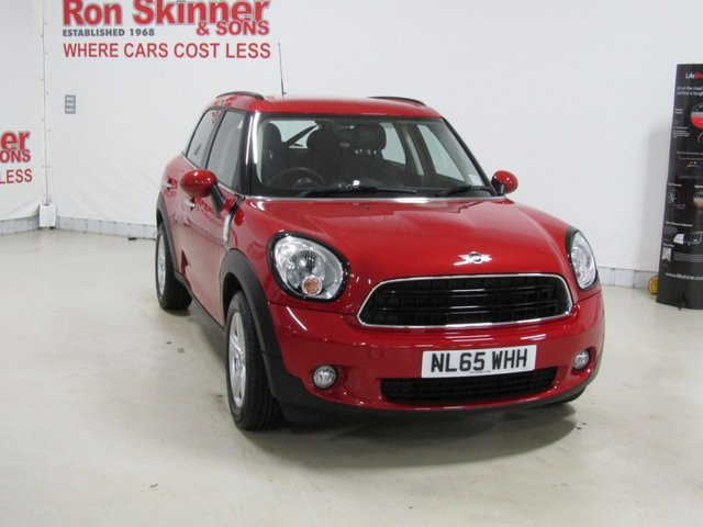 View our 2015 65 MINI COUNTRYMAN 1.6 COOPER 5d 122 BHP