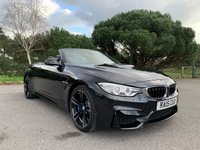 USED 2015 15 BMW M4 3.0 M4 2d AUTO 426 BHP GREAT SPEC M4 CONVERTIBLE £8000 EXTRAS FSH 1 OWNER