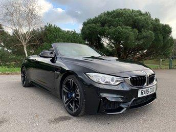 2015 BMW M4 3.0 M4 2d AUTO 426 BHP £32950.00