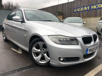 USED 2010 60 BMW 3 SERIES 2.0 320D EFFICIENTDYNAMICS 4d 161 BHP LONG MOT