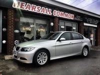 USED 2005 05 BMW 3 SERIES 2.0 320I SE 4d 148 BHP
