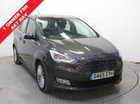 USED 2015 65 FORD GRAND C-MAX 2.0 TITANIUM TDCI 5d AUTO 148 BHP 7 SEATS SAT NAV 1 Owner, Full Service History, serviced in October 2016, October 2017 and November 2018 and an MOT until 30th August 2019. This is a stunning example of a Ford Grand C Max 2.0 AUTO in beautiful Metallic Medium Charcoal Grey that comes with a great spec including SAT NAV, Reversing Camera, Parking Sensors, Heated Front and Rear Windscreens, Bluetooth, Air Conditioning, Leather Muti Functional Steering Wheel, Ford Sync and Alloy Wheels