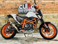 USED 2015 60 KTM DUKE 690 R  Akrapovic Exhaust