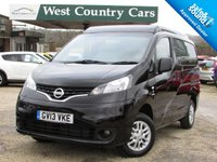 USED 2013 13 NISSAN NV200 1.5 DCI SE COMBI 5d 89 BHP Well Equipped Great Value Camper Van