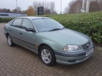 USED 2003 03 TOYOTA AVENSIS 1.8 VERMONT VVT-I 5d 127 BHP