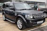 2014 LAND ROVER DISCOVERY 3.0 SDV6 HSE 5d AUTO 255 BHP £30895.00