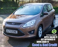 USED 2013 13 FORD GRAND C-MAX 2.0 ZETEC TDCI 5d AUTO 138 BHP